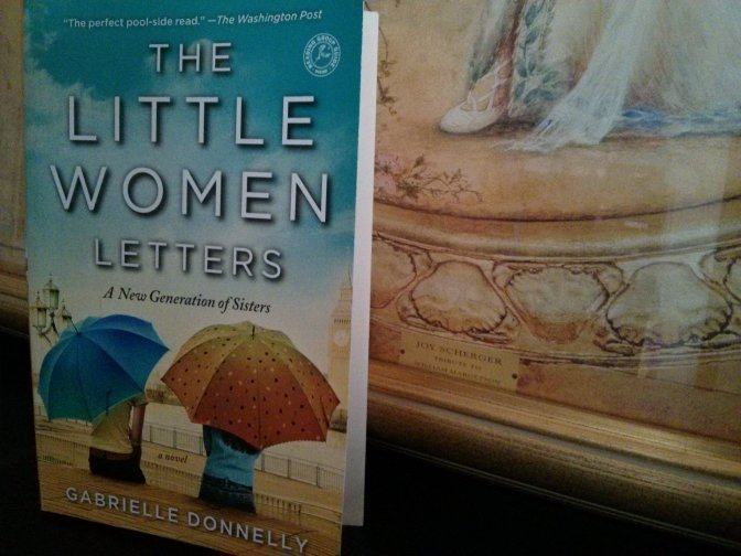 Little Women Letters PIC