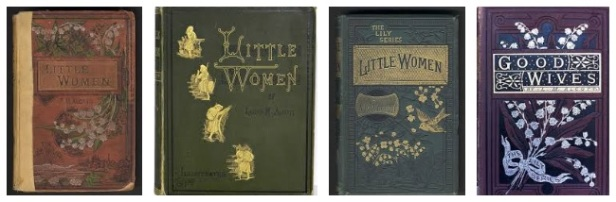 Little Women old books PIC
