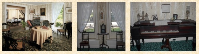Orchard House parlor PIC