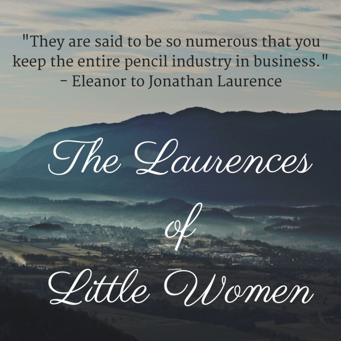 The Laurences of Little Women PIC