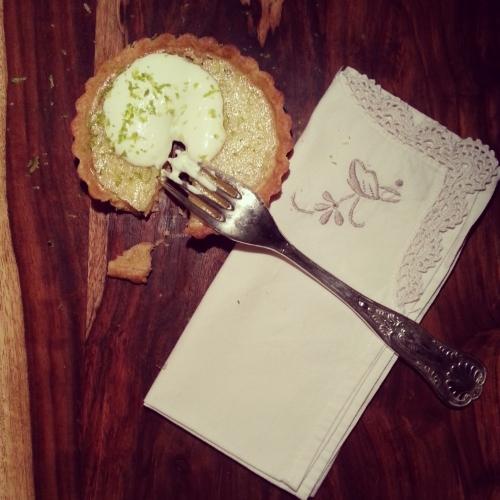 Lime Tart PIC