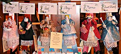 Little Women dolls PIC