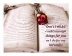 Little Women Reading Journal: Little Women (Part 1, Chapters 15-23)