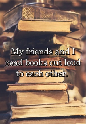 Books out loud