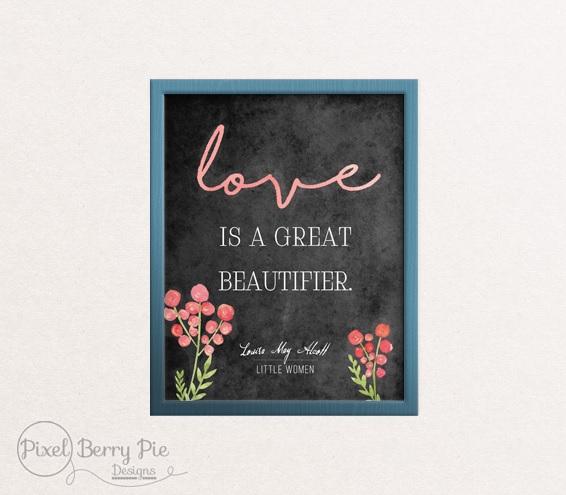 Pixel berry love