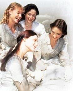 Sisters Meg wedding